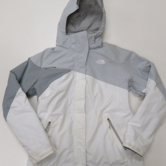 0e2adccf8 North Face 3 in 1 Cinnabar Triclimate Jacket